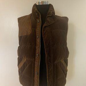 Polo Corduroy bubble vest